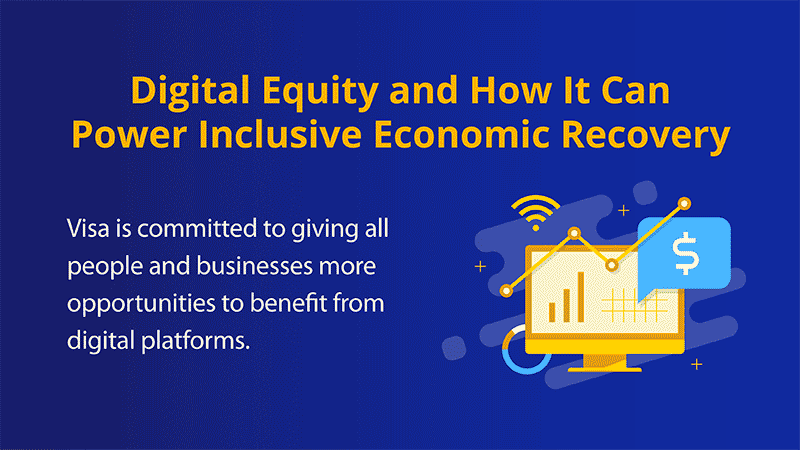 Preview image of infographic Digital Equity and How It Can Power Inclusive Economic Recovery