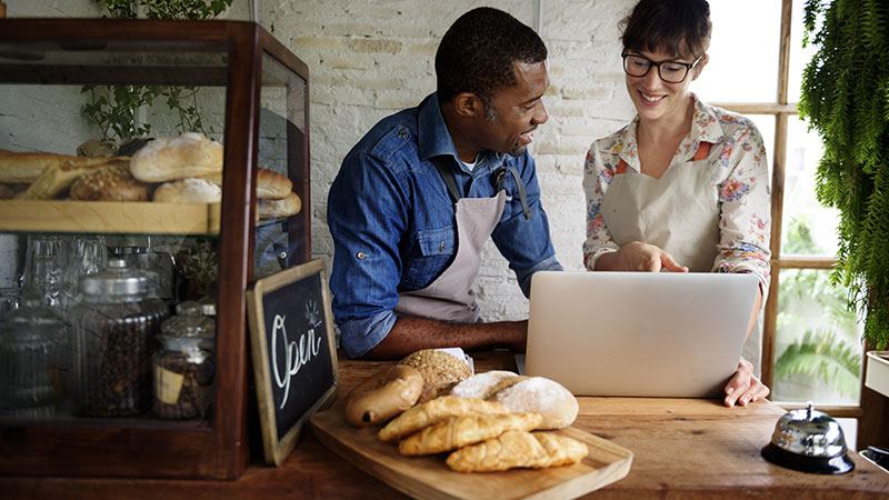 small business digital commerce