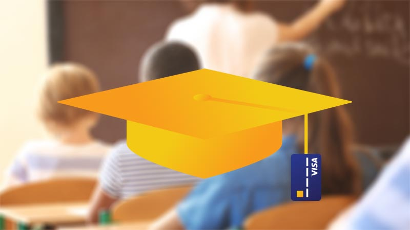 Online tuition payments